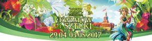 XXIX Festiwal Kwiatów i Sztuki na Zamku Książ 2017